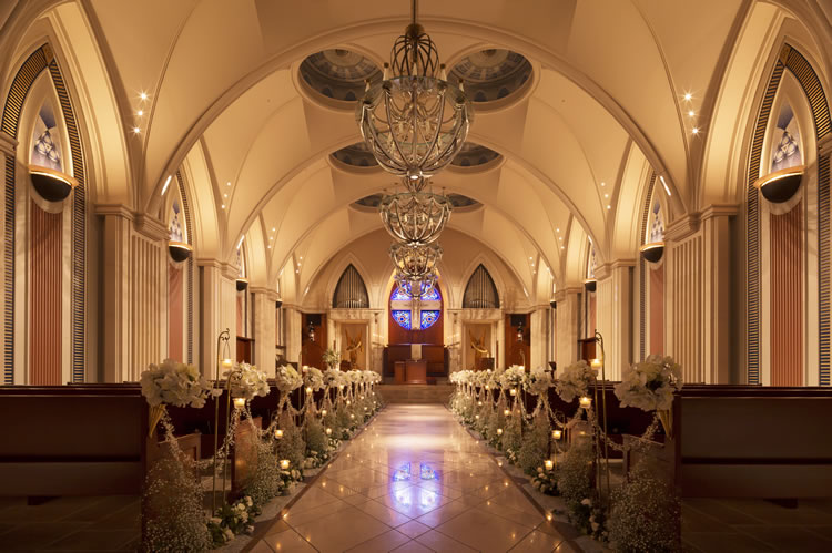 北海道札幌市の結婚式場藻岩シャローム教会画像イメージ